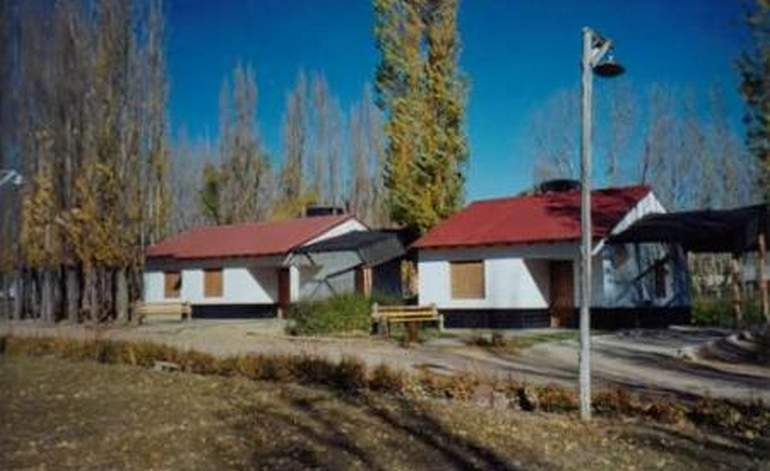 Cabañas Allavun - Malarge / Mendoza