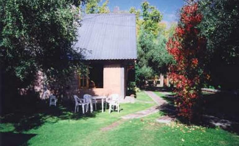 Cabañas Calderon - San rafael / Mendoza