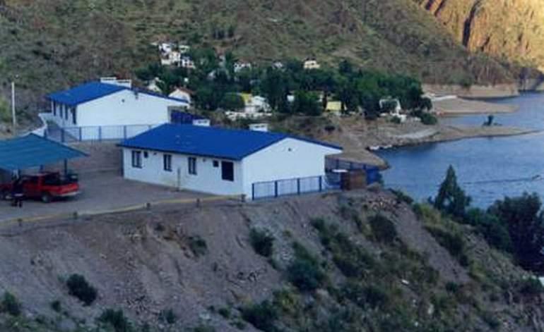 Cabañas Del Lago - San rafael / Mendoza