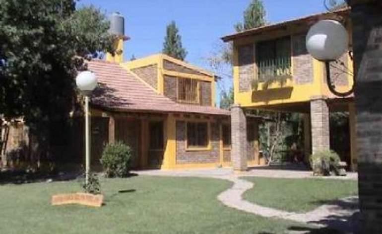 Cabanas Cabañas El Bermejo - Guaymallen / Mendoza