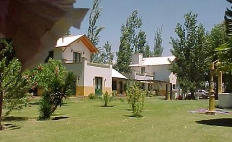 Cabañas El Encuentro - Las heras / Mendoza