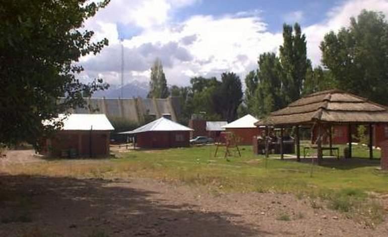 Cabañas Palacios - Uspallata / Mendoza