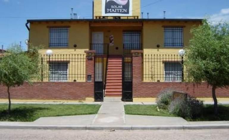 Cabañas Solar Maiten - San rafael / Mendoza