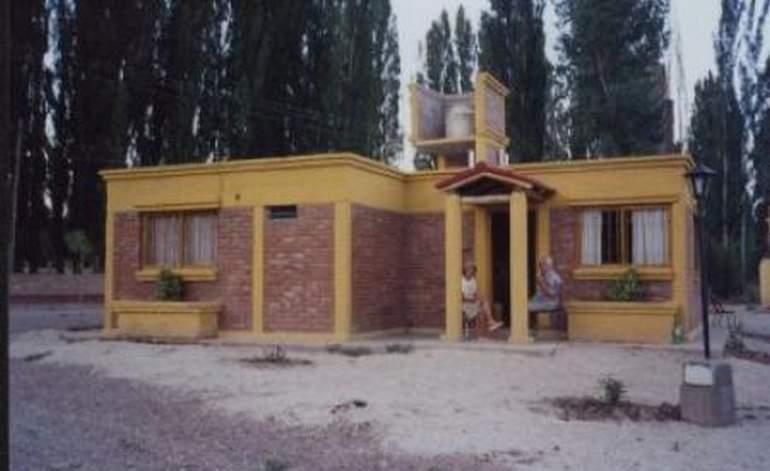Cabañas Uspallata - Ciudad de mendoza / Mendoza