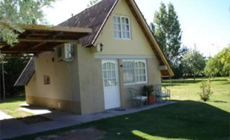 Cabanas Cabañas Villa Del Sol - General alvear / Mendoza