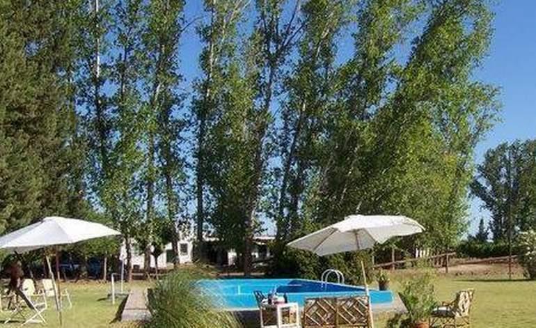 Posadas Casa De Campo La Rueda - Maipu / Mendoza