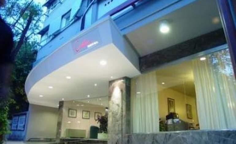 Hotel Crillon - Ciudad de mendoza / Mendoza