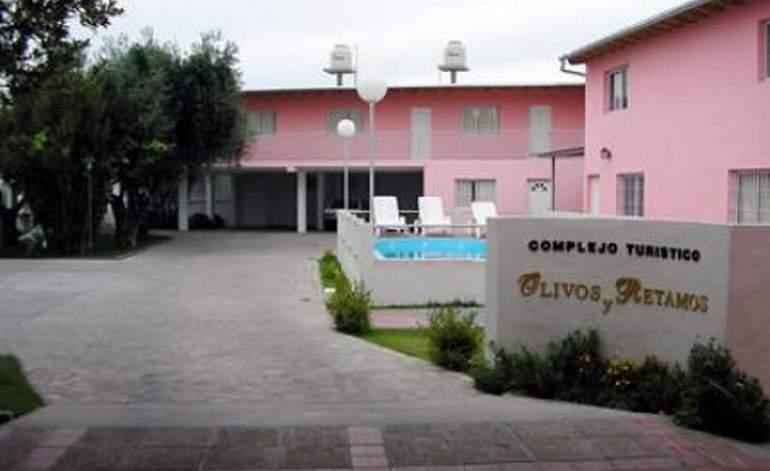 Departamentos Olivos Y Retamos - San rafael / Mendoza