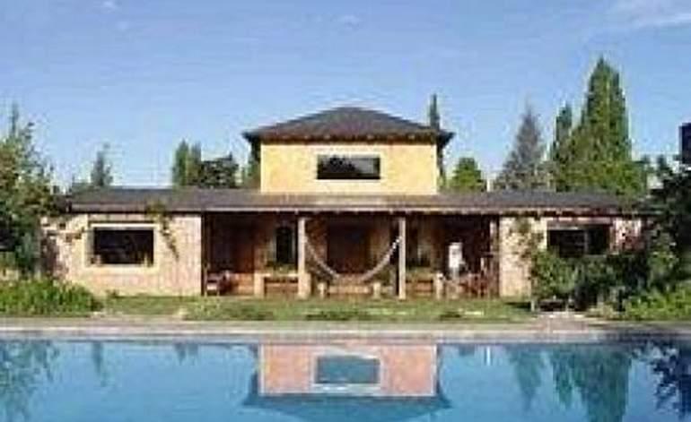 Hoteles Rurales Finca Adalgisa - Chacras de coria / Mendoza
