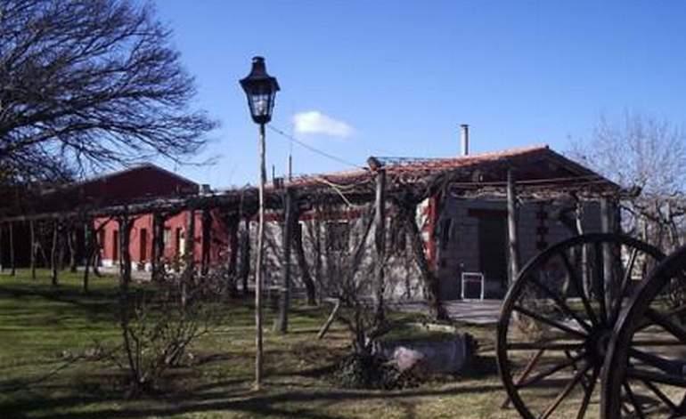 Estancias Finca Columna - San carlos / Mendoza