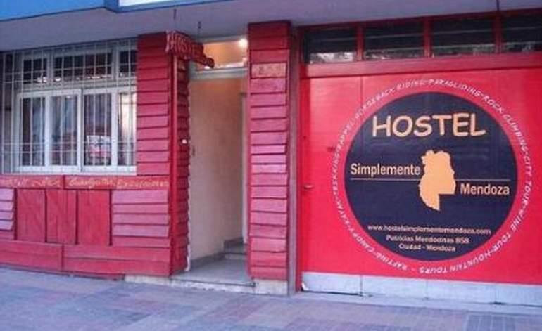 Albergues Hostel Hostel Simplemente Mendoza