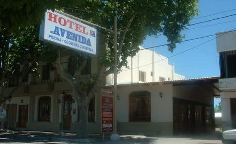 Hoteles 2 Estrellas Hotel Avenida - General alvear / Mendoza
