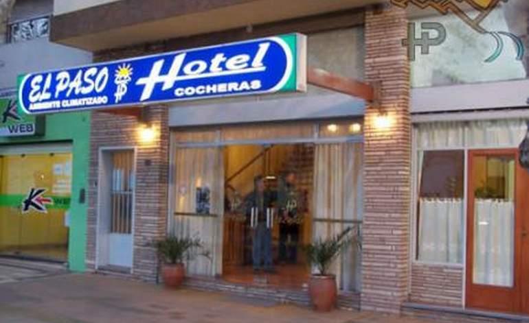 Hoteles 2 Estrellas Hotel El Paso - San rafael / Mendoza