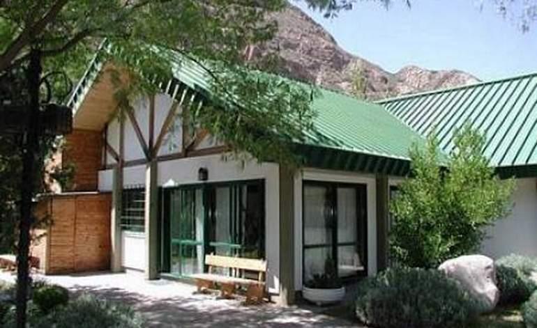 Hoteles 1 Estrella Hotel Termas Cacheuta - Lujan de cuyo / Mendoza