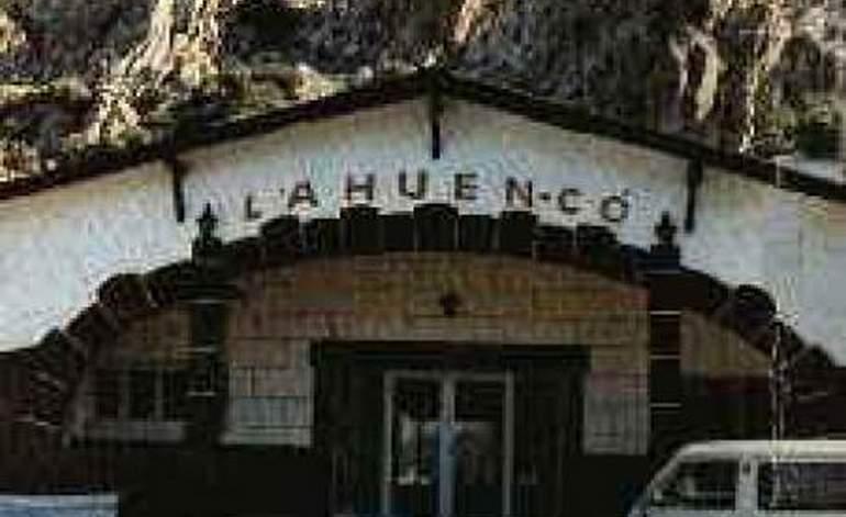 Hoteles 1 Estrella Hotel Termas Lahuen Co - Los molles / Mendoza