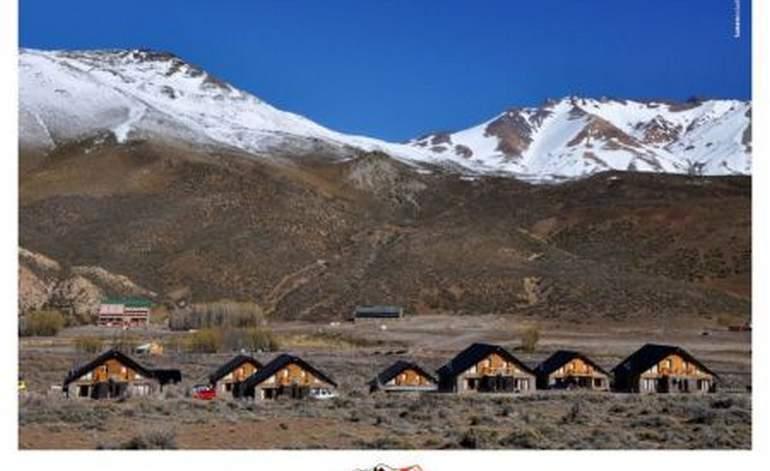 LOS MOLLES COMPLEJO TURISTICO - Malarge / Mendoza