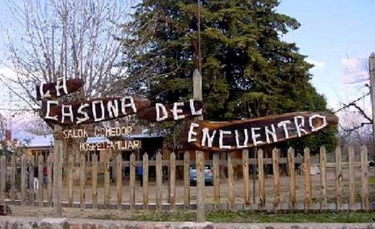 La Casona Del Encuentro - Hosterias de campo / Mendoza