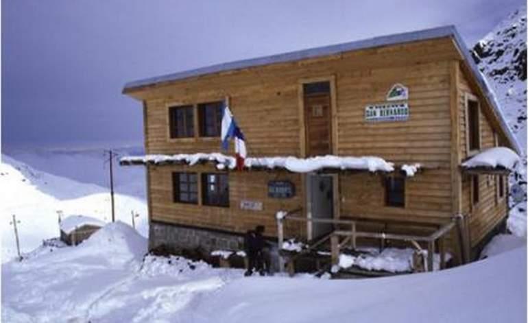 Refugios Refugio San Bernardo - Potrerillos / Mendoza