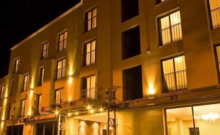 Tierra Mora Apart Hotel - San rafael / Mendoza