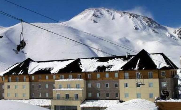Virgo Hotel Y Spa - Hoteles 5 estrellas / Mendoza