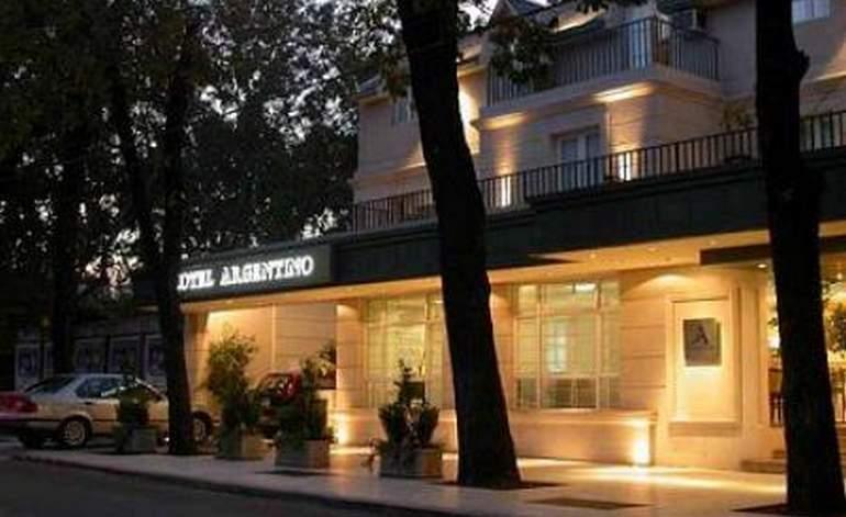 Hotel Argentino - Ciudad de mendoza / Mendoza