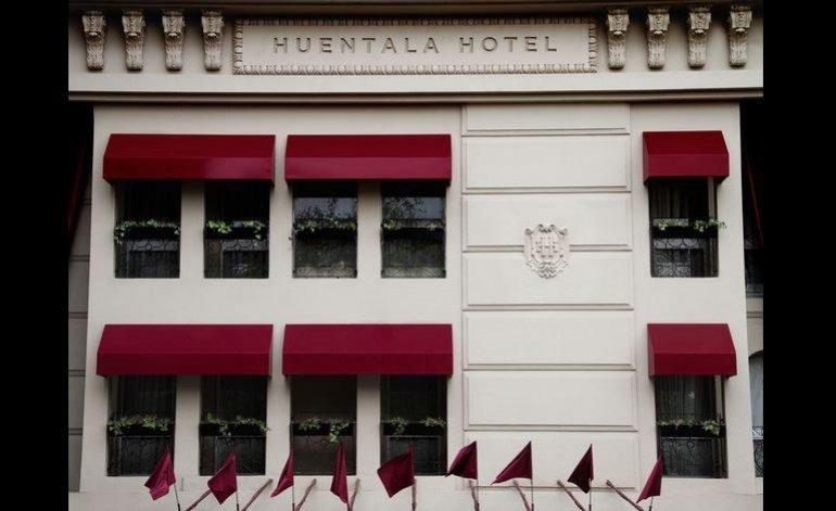 Huentala Hotel Boutique - Hoteles 4 estrellas / Mendoza