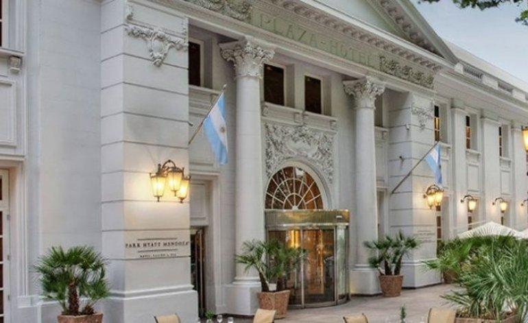 Hoteles 5 Estrellas Park Hyatt Mendoza - Ciudad de mendoza / Mendoza