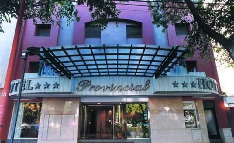 Hotel Provincial - Ciudad de mendoza / Mendoza