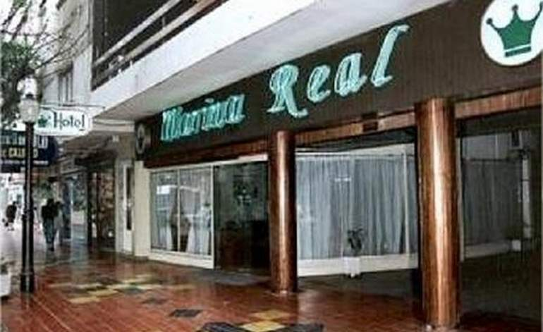 Hotel Marina Real - Hoteles 1 estrella / Mendoza