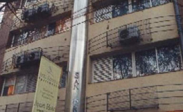 Apart Hotel San Lorenzo - Apart hoteles / Mendoza