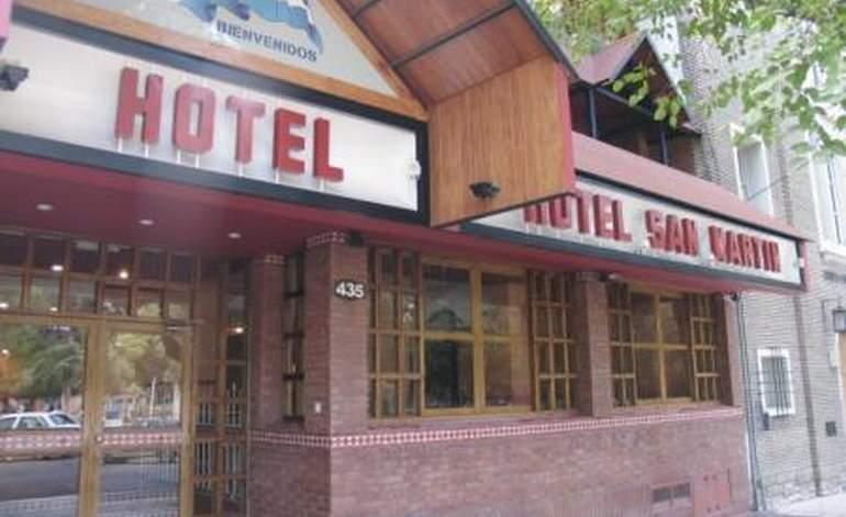 Hotel San Martin - Ciudad de mendoza / Mendoza